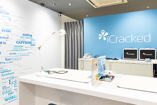 iCracked Store 神戸三宮元町