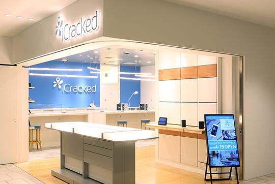 iCracked Store グランフロント大阪