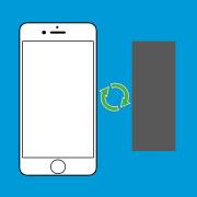電池交換(iPhone