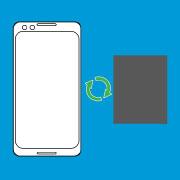 電池交換(pixel