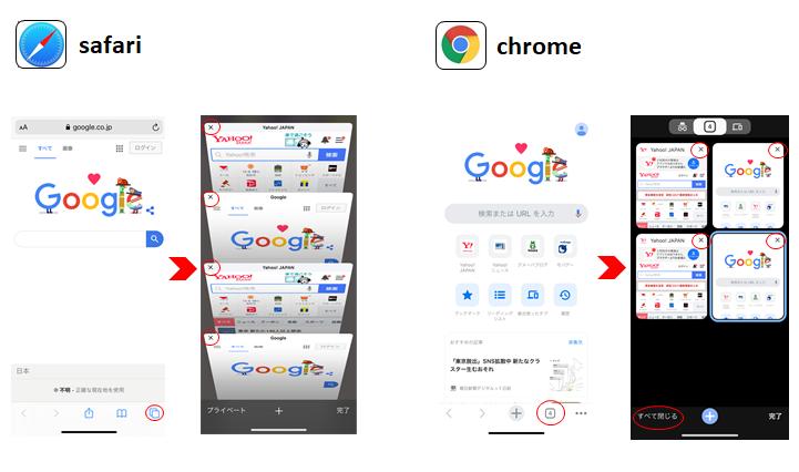 Iphone ウイルス 検知